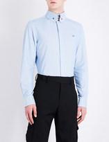 Vivienne Westwood Button-down collar regular-fit corduroy shirt
