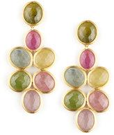 Marco Bicego Siviglia 18k Small Sapphire Chandelier Earrings