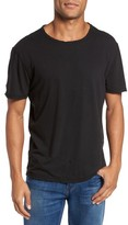 AG Jeans Men's Ramsey Shredded Hem T-Shirt