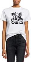 Bella Freud Fashion Neurosis Graphic T-Shirt