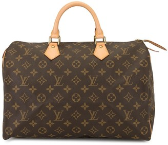Louis Vuitton pre-owned Speedy 35 tote