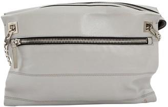 Victoria Beckham Grey Leather Handbags
