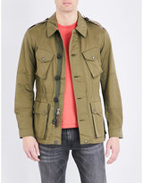 Polo Ralph Lauren Military-style Cotton-blend Jacket