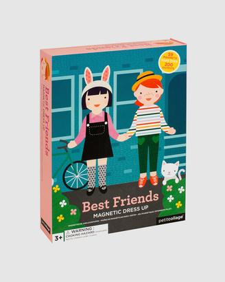 Petit Collage Magnetic Dress Up - Best Friends