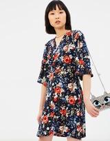 Mng Crossed Dress