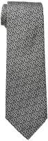 Versace Greca Print Tie Ties
