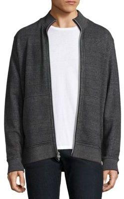 Robert Graham Hyde Park Heather Cotton Jacket