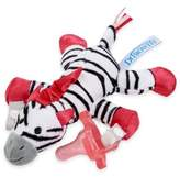 Dr Browns Dr. Brown's® Zoey the Zebra Lovey Pacifier and Teether Holder