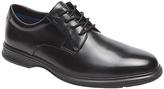 Rockport Dressports 2 Plus Plain Toe Shoes, Black