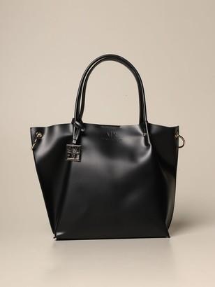 Armani Collezioni Armani Exchange Tote Bags Armani Exchange Handbag In Synthetic Leather