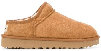 UGG Shearling Lined Slippers
