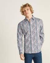 Robert Graham Beller Paisley Long Sleeve Sport Shirt