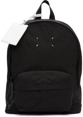 Maison Margiela Black Classic Backpack