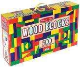 Melissa & Doug 200-pc. Wood Blocks Set
