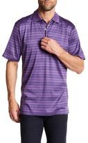 Peter Millar Hurricane Stripe Cotton Polo