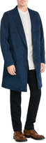 Blue Blue Japan Swede Chester Cotton Coat
