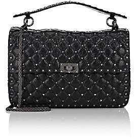 Valentino Women's Large Shoulder Bag - Black