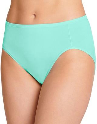 Jockey Women's Smooth & Radiant Hi Cut Panty 2966