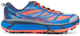 Hoka One One Colour Block Running Sneakers