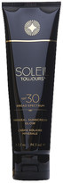 Soleil Toujours 100% Mineral Sunscreen Glow SPF 30 in Neutral.