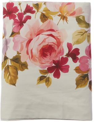 Anne De Solène Lady Rose Flat Sheet