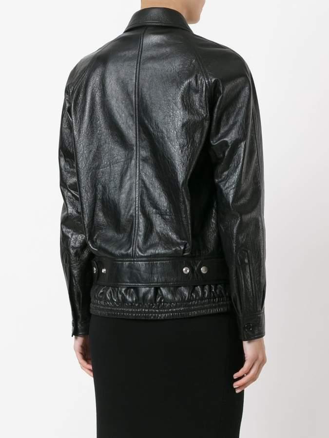 Saint Laurent slouchy parka jacket
