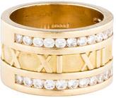 Tiffany & Co. Atlas Open Diamond Ring