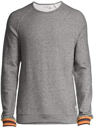 Paul Smith Striped Cuff Sweatshirt