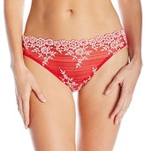 Wacoal Womens Embrace Lace Hi Cut Panty Brief Panty