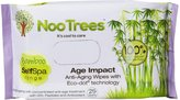 Nootrees Age Impact Anti-Aging Wipes With Eco-Dot Technology - 25 ct