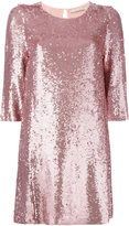 Amen sequins embellished shift dress - women - Viscose/PVC - 40