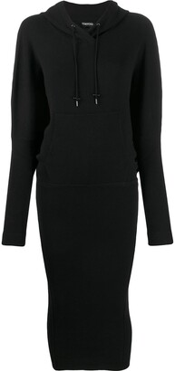 Tom Ford Fitted Hooded Dress
