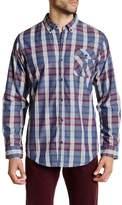 Burnside Steph Long Sleeve Regular Fit Shirt