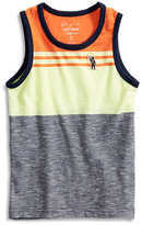 Lucky Brand Big Stripe Tank - Boys