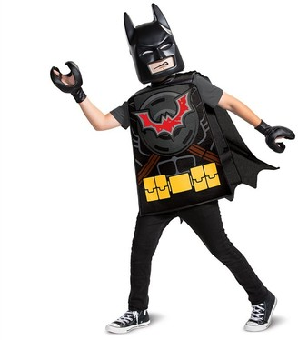 Disguise Costume Batman LM2 Deluxe Medium Size 4-6