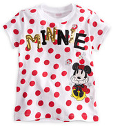 Disney Minnie Mouse Tee for Girls - Deluxe Storytelling