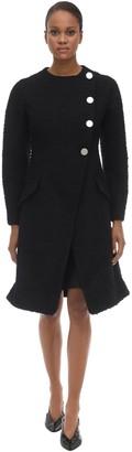Proenza Schouler Bonded Tweed Boucle Coat