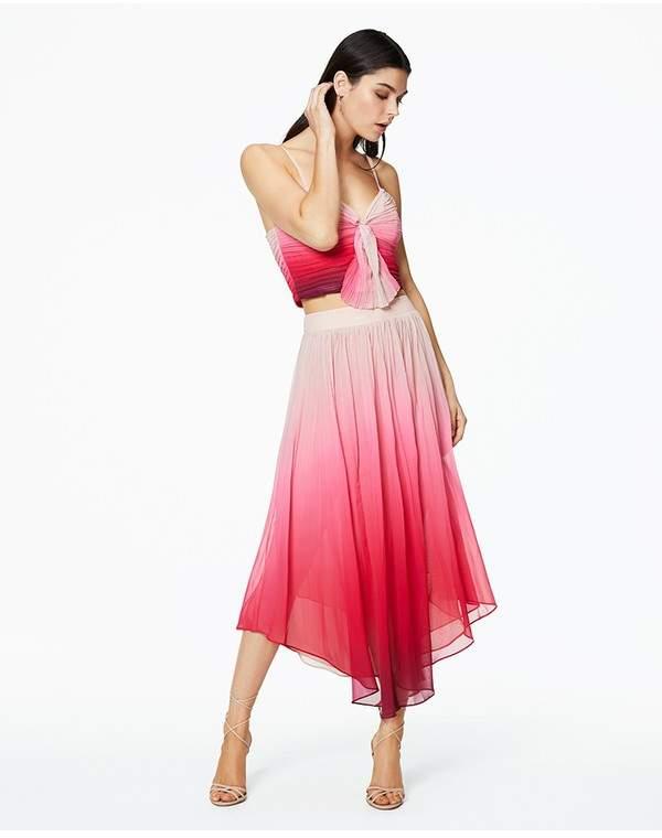 Printed Shayla Skirt