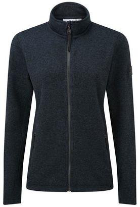 Tog 24 Garton Womens Knitlook Fleece Jacket