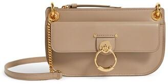 Chloé Small Leather Tess Cross-Body Bag