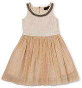 Hannah Banana Girls 4-6x) Rhinestone Party Dress