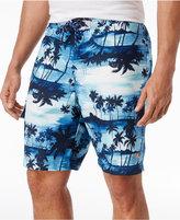 Tommy Bahama Men's Baja Sunset Island Swim Trunks. 9and#034;
