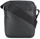 Emporio Armani messenger bag - men - Calf Leather/Polyester - One Size