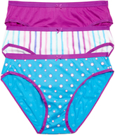 Motherhood Printed Fabric Maternity Hi-cut Panties (3 Pack)