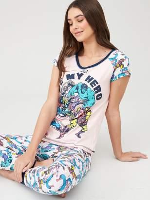 Marvel Be My Hero Pyjama - Print