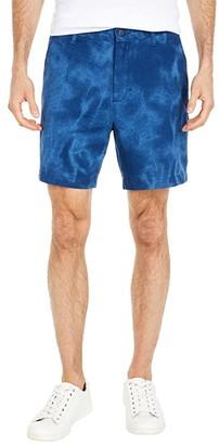 Nautica Fashion Shorts (Blue) Men's Shorts