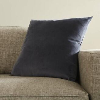 """Wade Logan Fatima Velvet Pillow Cover Size: 18"""" H x 18"""" W x 5"""" D"""