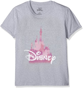 Disney Girl Castle T-Shirt