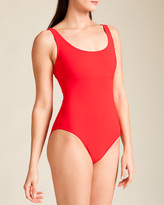 Karla Colletto Basic Tank Swimsuit