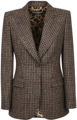 Dolce & Gabbana Double-breasted Long-length Coat